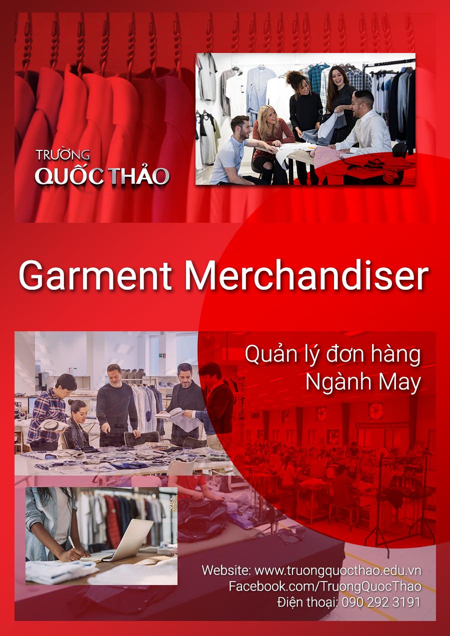 Đào tạo Nghiệp vụ Quản lý Đơn hàng Ngành May Merchandiser