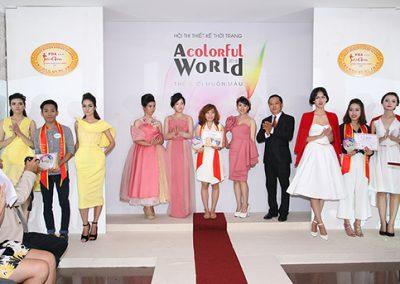 Cuộc thi thiết kế thời trang do Học Viện FDA Sài Gòn tổ chức