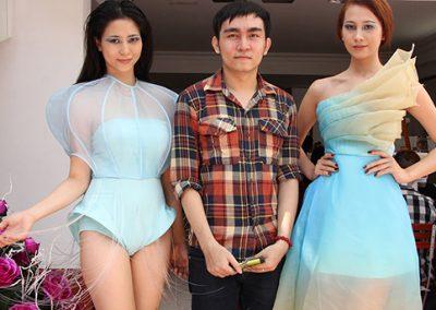 Đồ án tốt nghiệp của học viên khóa học Thiết kế thời trang
