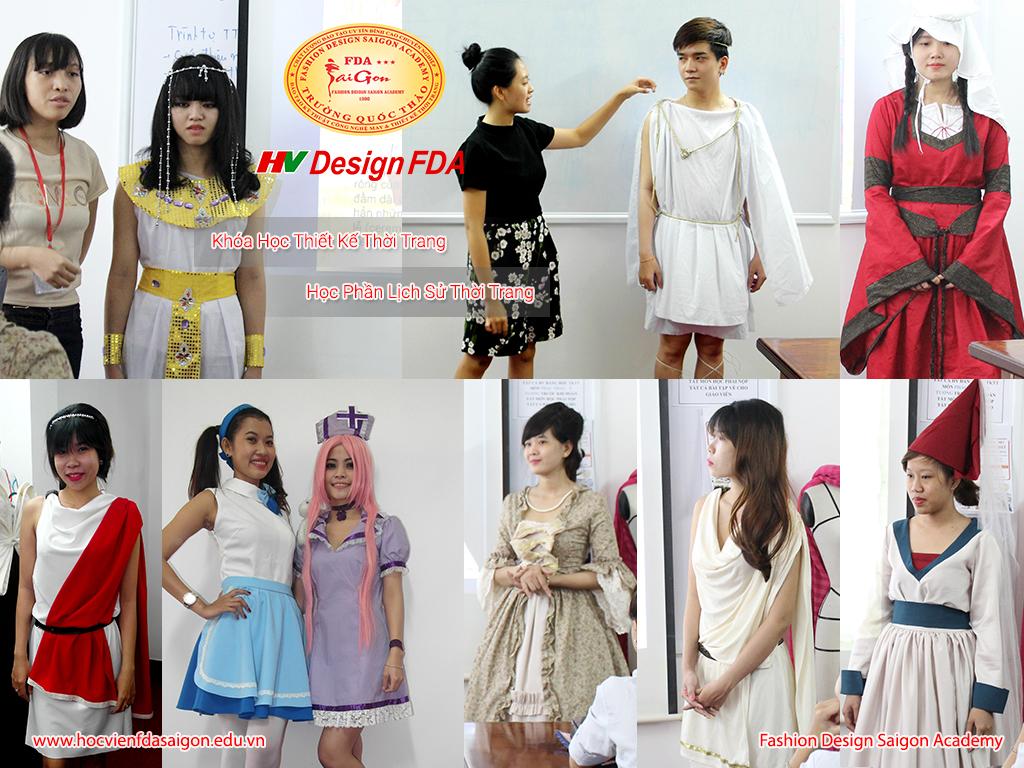 Lịch sử thời trang
