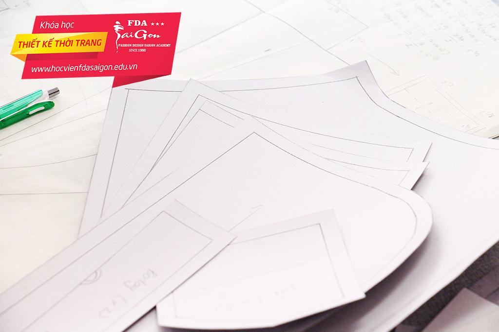Thiết kế rập giấy