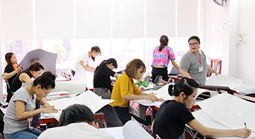 Thiết Kế Rập Thời Trang Công Nghiệp | Chương trình đào tạo chất lượng cao