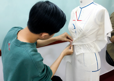 Học Viện Thiết Kế Thời Trang Sài Gòn - Fashion Design Saigon Academy - FDA