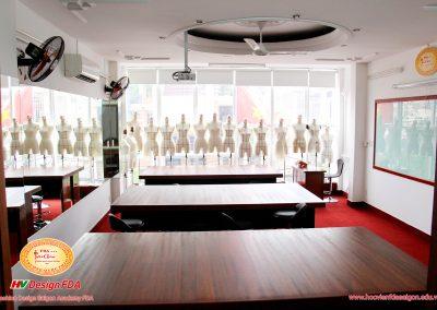 Phòng học Thiết kế rập 3D trên Manocanh