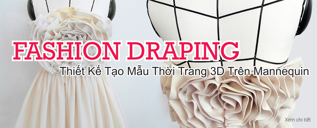 Fashion draping