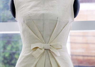 Fashion draping dựng rập 3d trên mannequin