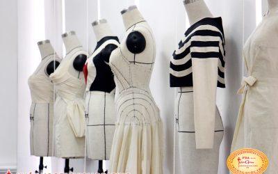 Một số mẫu thiết kế thời trang dùng phương pháp làm rập 3D trên Manocanh