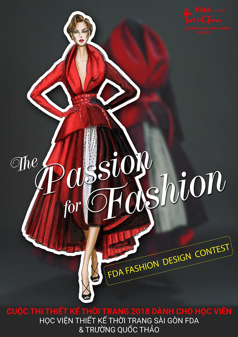 Cuộc thi thiết kế thời trang 2018