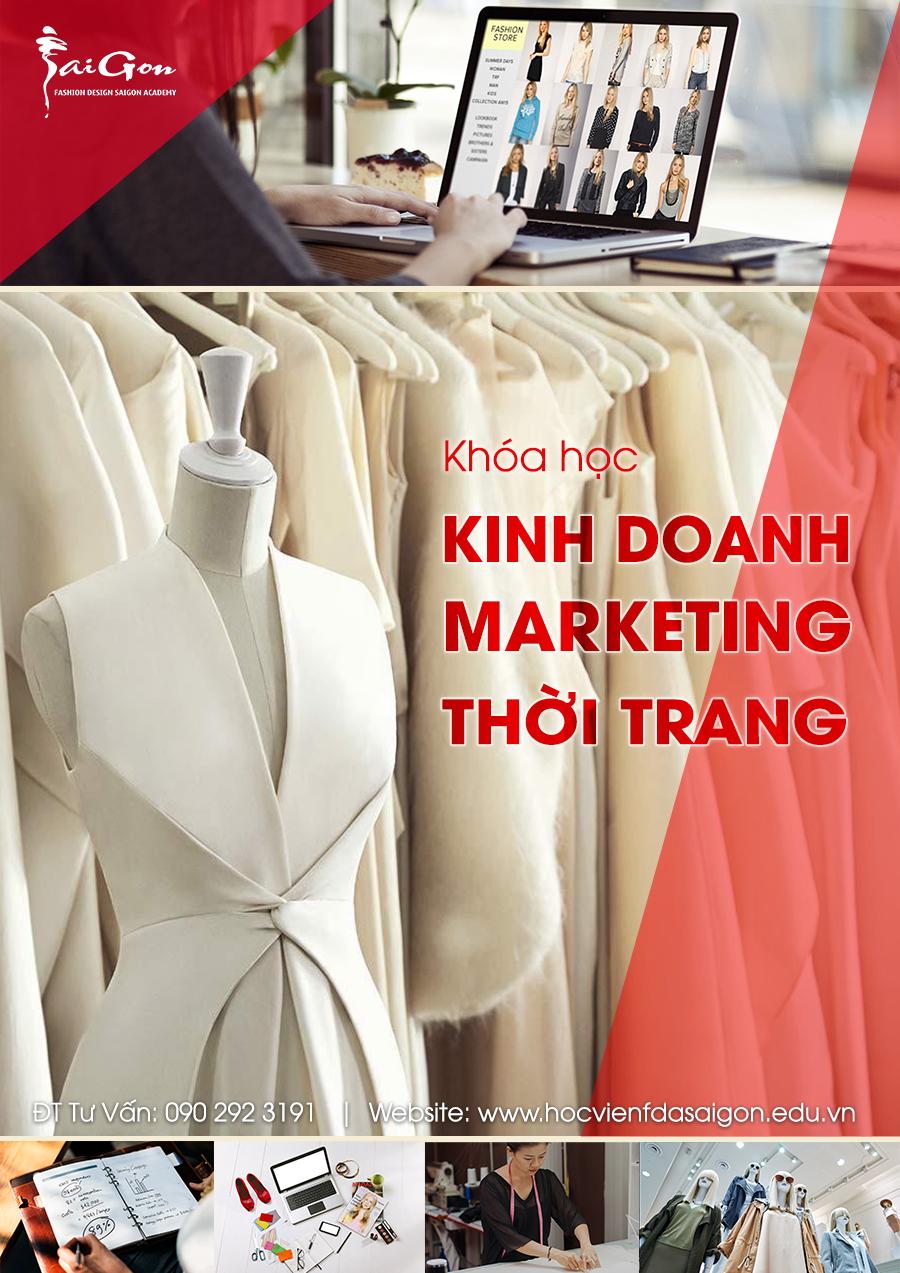 Khóa học kinh doanh marketing thời trang