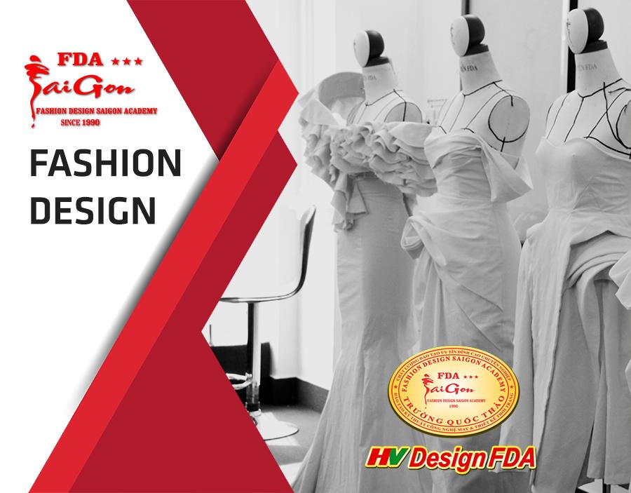 Xét tuyển ngành thiết kế thời trang 2018