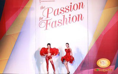 """Show diễn thời trang Chung Kết Cuộc Thi Thiết Kế Thời Trang 2018 """"The Passion For Fashion"""""""