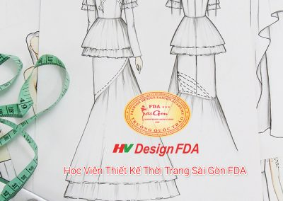 Thiết kế Đầm cưới - Dạ hội (Wedding Dress & Evening Gown) 02