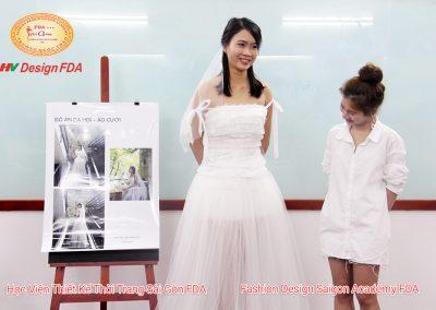 Thiết kế Đầm cưới - Dạ hội (Wedding Dress & Evening Gown) 06
