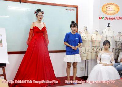 Thiết kế Đầm cưới - Dạ hội (Wedding Dress & Evening Gown) 14