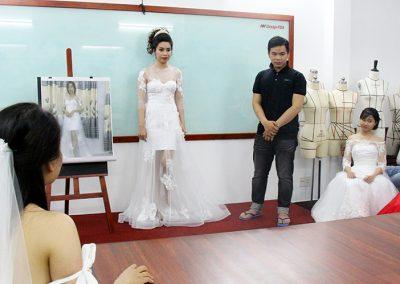 Thiết kế Đầm cưới - Dạ hội (Wedding Dress & Evening Gown) 16