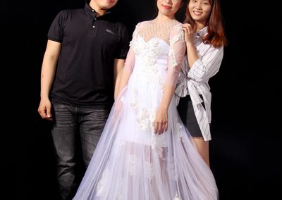 Thiết kế Đầm cưới - Dạ hội (Wedding Dress & Evening Gown) 41