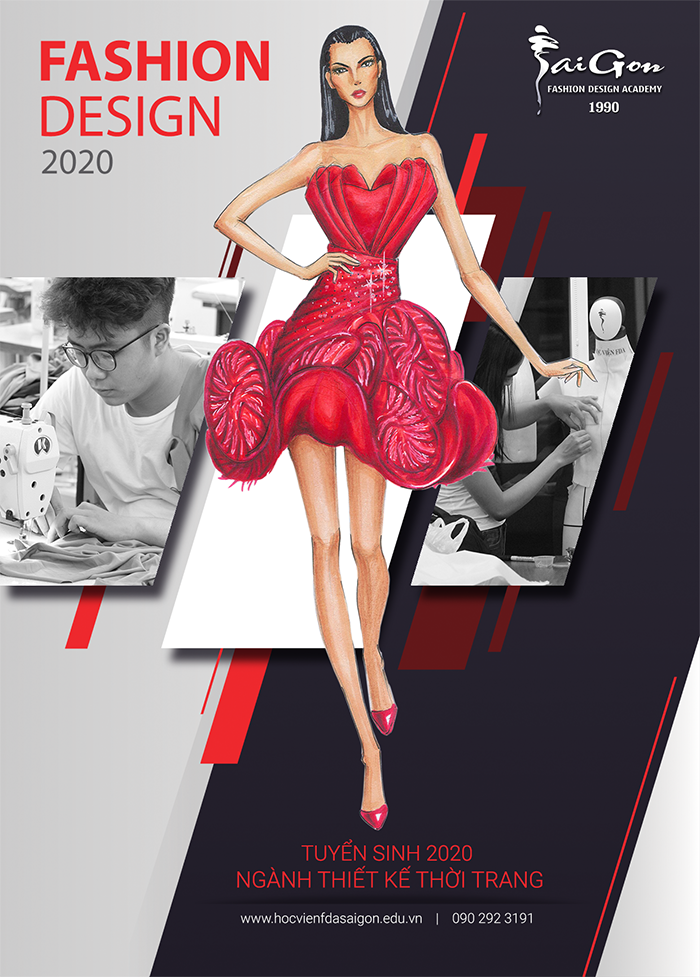 Tuyển sinh 2019 ngành thiết kế thời trang