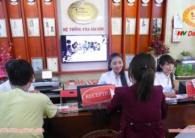 Học Viện Thiết Kế Thời Trang Sài Gòn FDA cơ sở Quận 3, Tp HCM