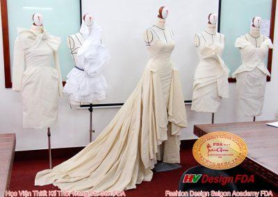 Fashion draping
