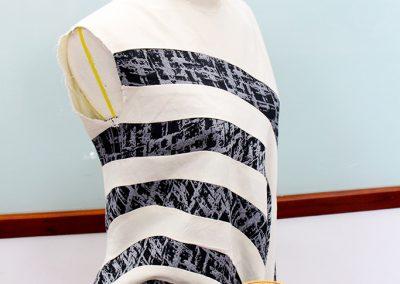 TR Cutting dress