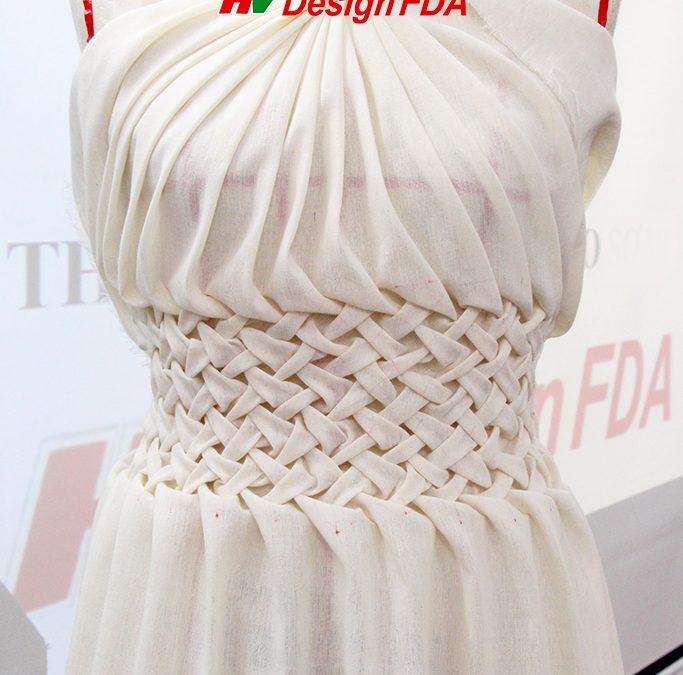 Xử lý bề mặt chất liệu vải trong thời trang – Textile Design