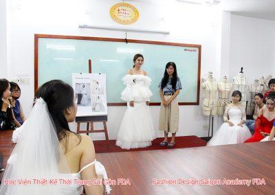 Thiết kế Đầm cưới - Dạ hội (Wedding Dress & Evening Gown)  09