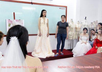 Thiết kế Đầm cưới - Dạ hội (Wedding Dress & Evening Gown) 17
