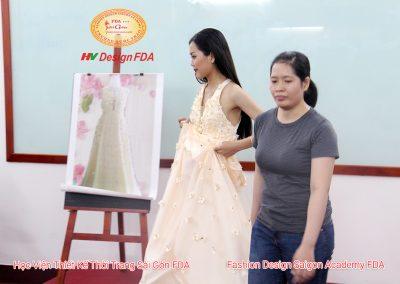 Thiết kế Đầm cưới - Dạ hội (Wedding Dress & Evening Gown) 18
